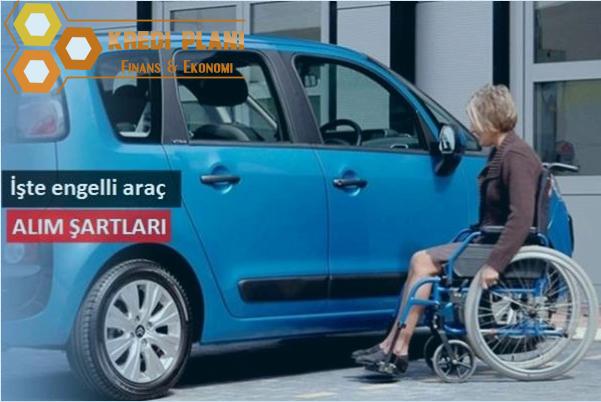 40, 90 Engelli Üzerinden Araç Nasıl Alınır? Şartlar
